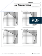 D1 Linear Programming (3)