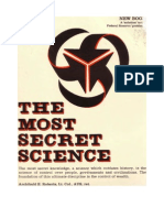 The Most Secret Science by Archibald E Roberts