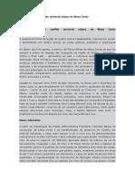 ISIDORO - o maior conflito territorial urbano de Minas Gerais 24-08-2014