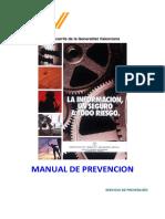 5. Prevención de Riesgos Laborales