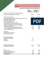 Rosewood CLTV Spreadsheet