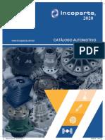 Catalago Incoparts Peças Caminhões 2020
