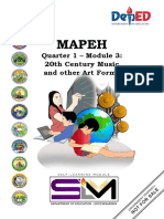 MAPEH MUSIC 10 Q1 MOD3