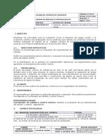 GC PR 07 Evaluación, selección y capacitación de Auditores Internos de Calidad