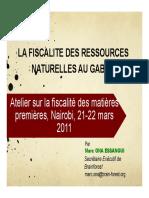 fiscalite petroliere