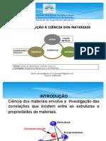 Ciência dos materiais Aula 1.ppt