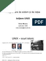 2 Initiere UNIX
