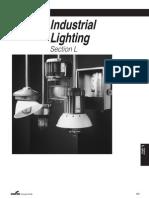 Iluminación Industrial. Cálculo y Layout de Luminarias Industriales de Cooper Crouse Hinds.