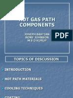 GAS TURBINE HOT PATH MATERIALS