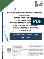 SISTEMAS DE PRODUCCIÓN POR ORDENES ESPECÍFICAS