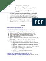 principios fundamentales del codigo laboral