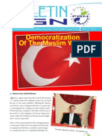 Democratization of the Muslim World Globalization 2010