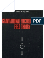 Aquino - Gravitational-Electromagnetic Field Theory (1992)