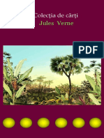 Jules Verne - Colecția de cărți cu PDF