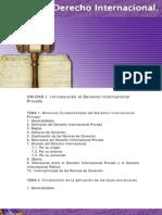 Int. Priv Unidad1