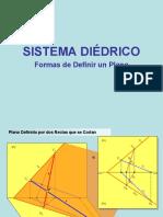 DiedricoDefinicionPlano