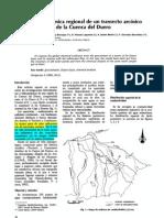 HQ_(M.T. de Vega, J. M. Rey Benayas, R. Vicente, A. Sastre, F. González Bernáldez, 1989)_GEOGACETA 6_HIDROGEOQUÍMICA REGIONAL DE UN TRANSECTO ARCÓSICO DE LA CUENCA DEL DUERO