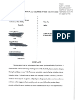 Perino lawsuit