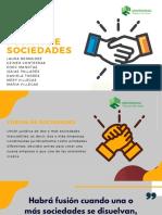 FUSION DE SOCIEDADES DIAPOSITIVAS ( ABIERTA A CORRECIONES)