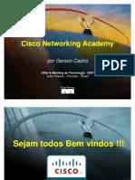 Hierarquia Cisco Net Academy