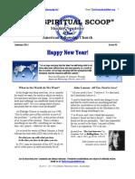 The Spiritual Scoop - Issue #3