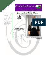 Josephine Gauntlets