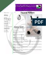Taurus Kitten