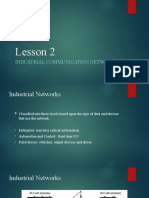 Industrial Communication Networks