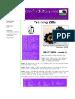 Training Zills