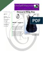 Dancer's Sling Bag
