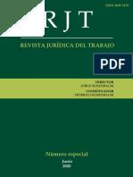 RJT Número especial
