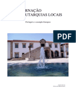 A Governação nas Autarquias Locais_Carlos Taveira