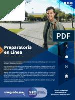 Información Prepa en línea Guanajuato
