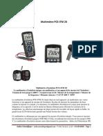 Fiche Technique - Multimetre.pdf