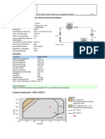 Compresor 4CES-9; R507A; t0 -10; tc 40