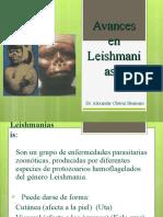 avances en Leishmaniasis