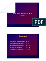 Interface JDBC