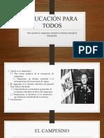 EDUCACIÓN PARA TODOS.pptx