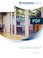 Acousti-Seal® Brochure