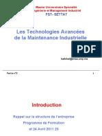 00  Programme de formation structure entreprise.ppt