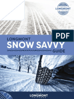 Longmont Snow Savvy Guide
