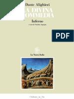 Dante Alighieri, a cura di Natalino Sapegno - La Divina Commedia. Inferno. Vol. 1-La Nuova Italia (1985).pdf