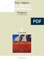 Dante Alighieri, a cura di Natalino Sapegno - La Divina Commedia. Purgatorio. Vol. 2-La Nuova Italia (1985).pdf