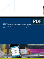 Aplicaciones iPhone a