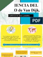 LA CIENCIA DEL TEXTO de Van Dijk.