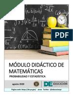 Módulo Probabilidad y EstadÃ_stica final