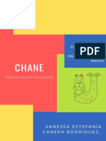 Chane / Proyecto de arte mexiquense