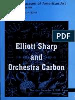 1999 - Elliott Sharp & Carbon orchestra
