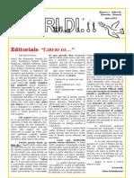 Giornalino Mese Dicembre-Gennaio 2010