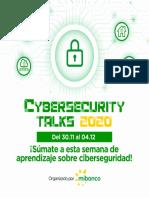 Cybersecurity Talks 2020 (1)